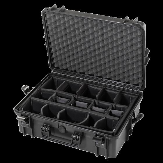 MAX505CAM Kamerakoffer inkl. Facheinlage